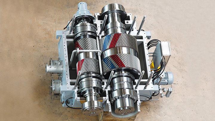 Vakuum-Getriebe HET gear®