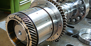 Synchronous Clutch Couplings type MS and HS