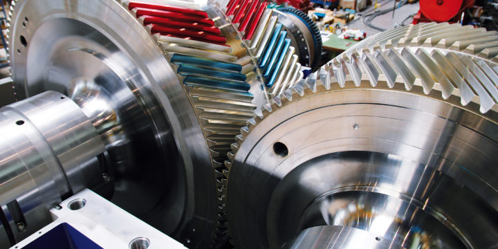 Testbed Gearbox